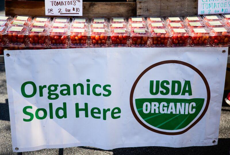 organics sold here