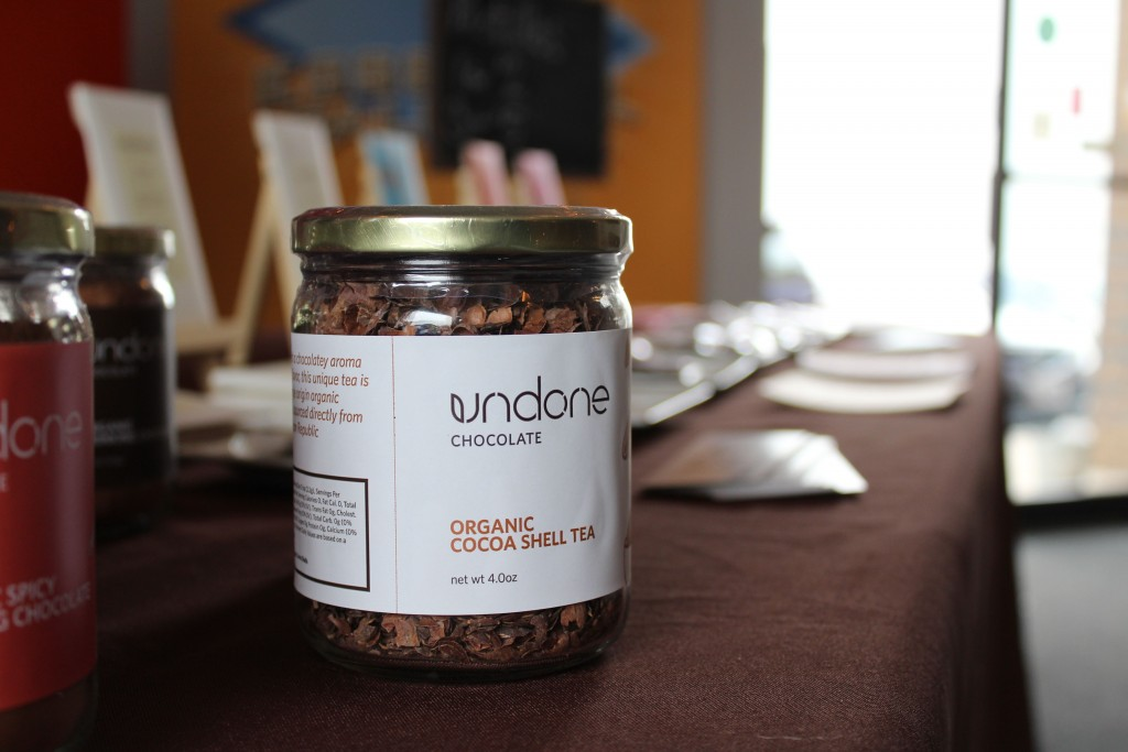 Undone Chocolate's product line goes well beyond bars.