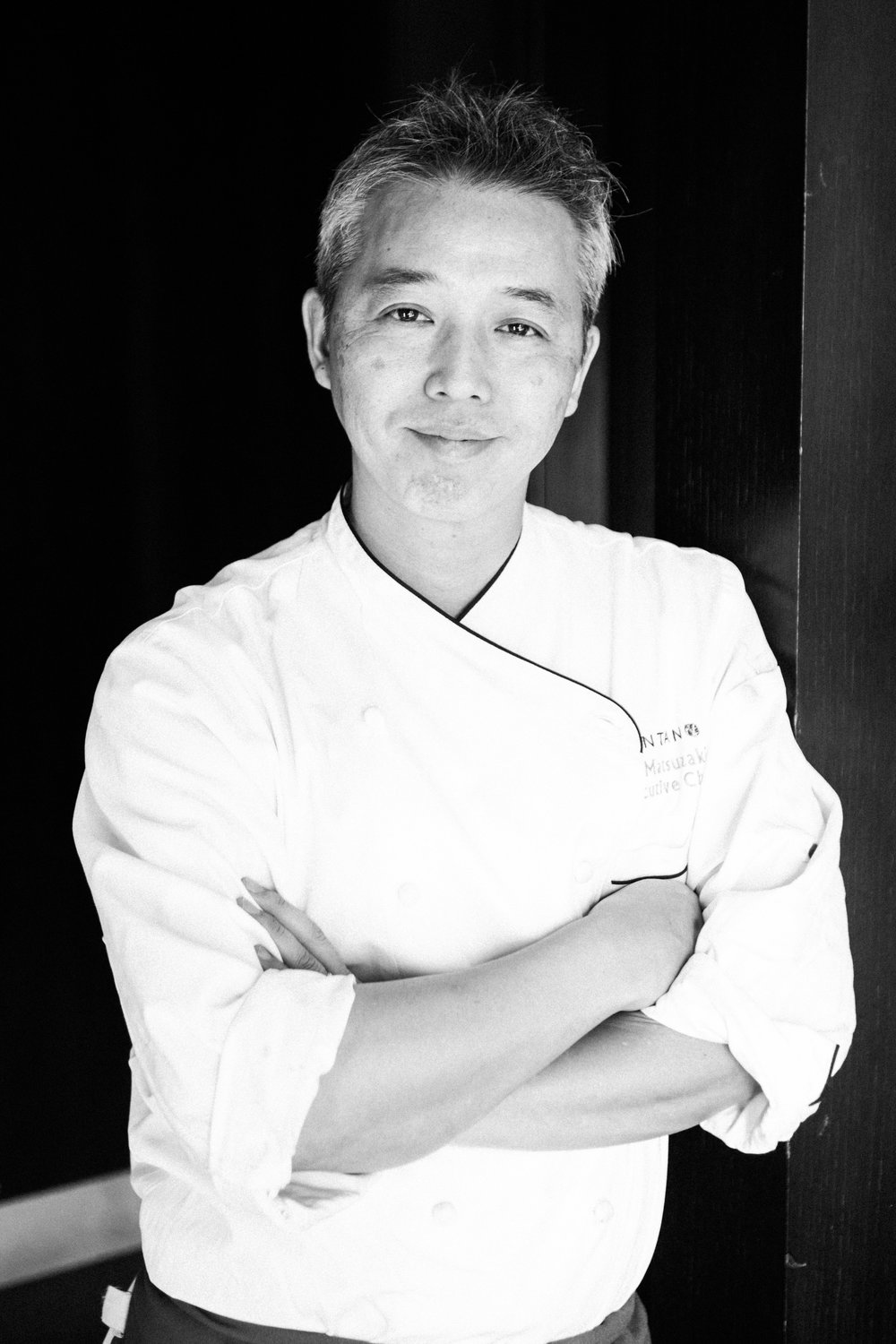 Zentan Executive Chef Yo Matsuzaki (Photo by Hannah Hudson)