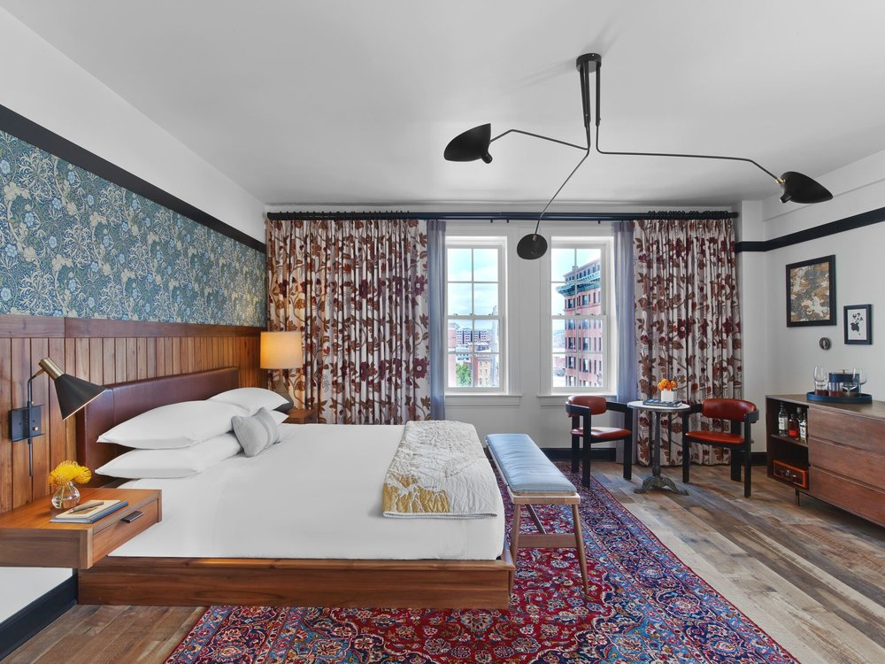 Hotel Revival to open this spring in Mt. Vernon. Photo courtesy of the hotel.