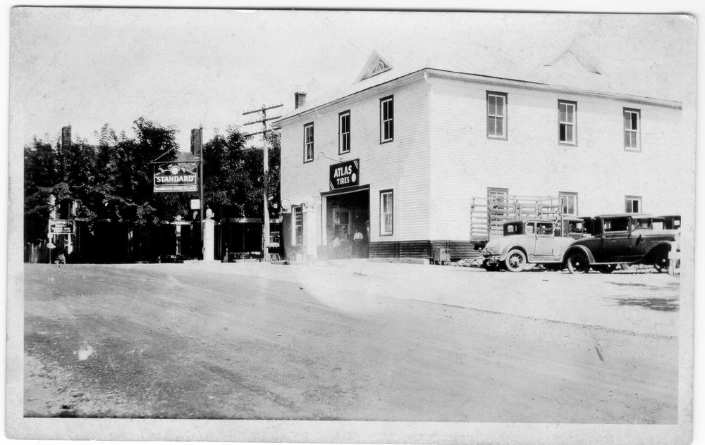 Before it became a decorated hub for fine dining, the building that currently houses the Inn at Little Washington was once a gas station.