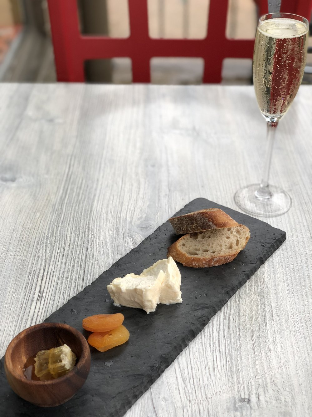 National Cheese and Wine Day Pairing: Prosecco and La Tur