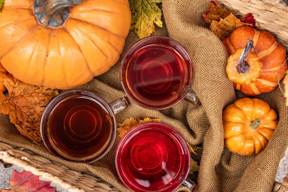 Spice & Tea Exchange ®  of Alexandria has all the ingredients you need for delicious mulled drinks.