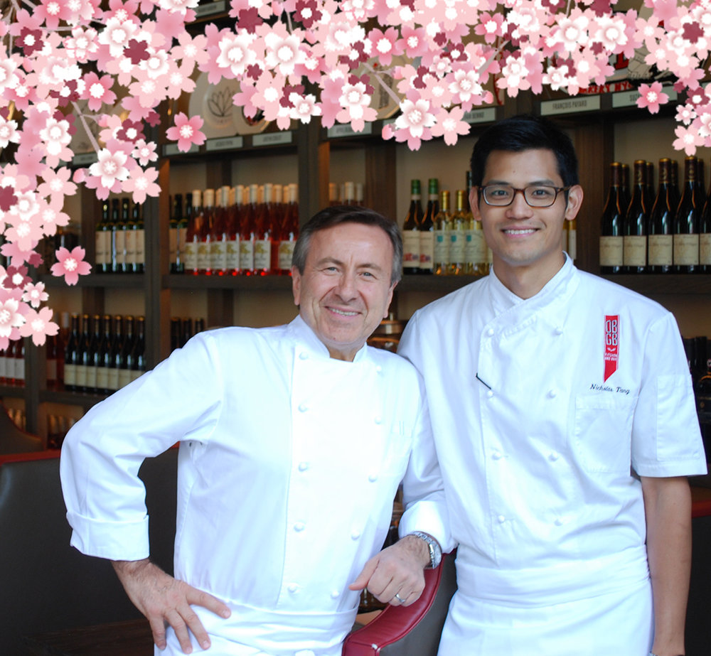 Reknowned Chef Daniel Boulud and Executive Chef Nicholas Tang are hosting a special dinner on April 5 at DBGB in CityCenter DC.
