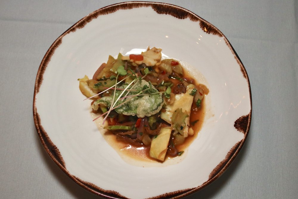 Photo courtesy of Equinox Restaurant