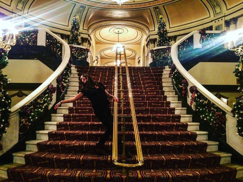 The Palace Theatre in Columbus, Ohio