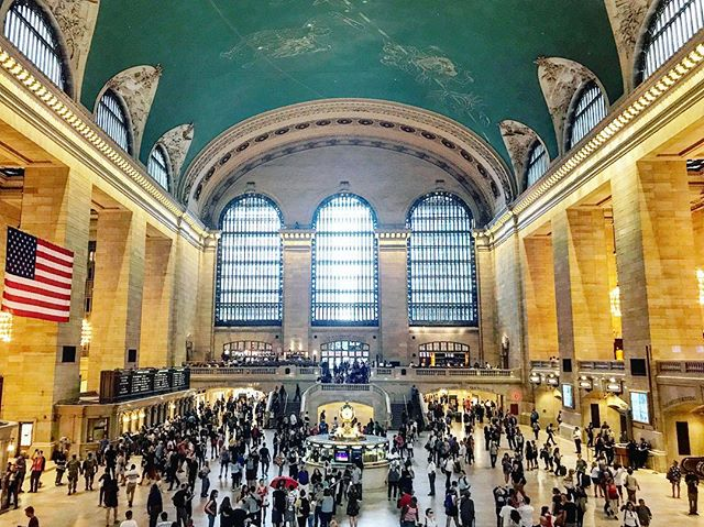 The ever gorgeous✨Grand Central.