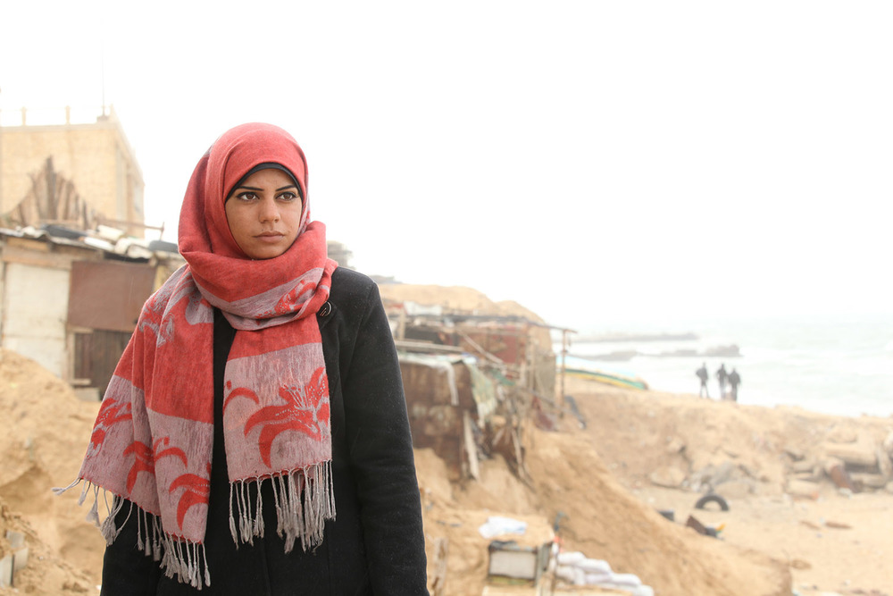 Meet Madleen - Gaza Strip, oPt