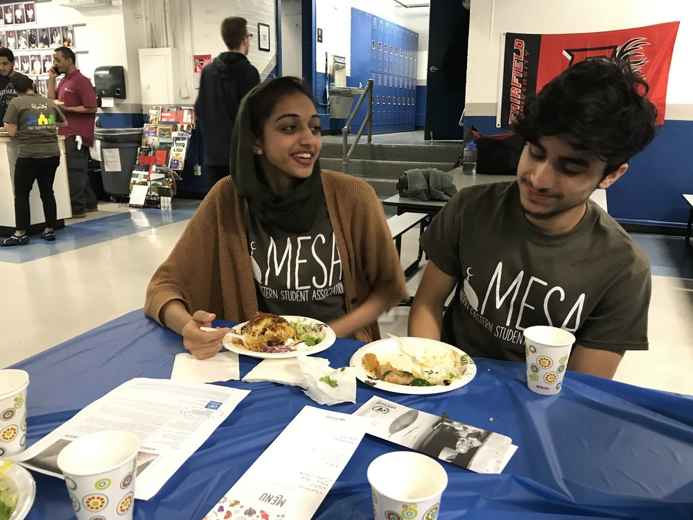 Highlights from the 2017 MESA Iftar