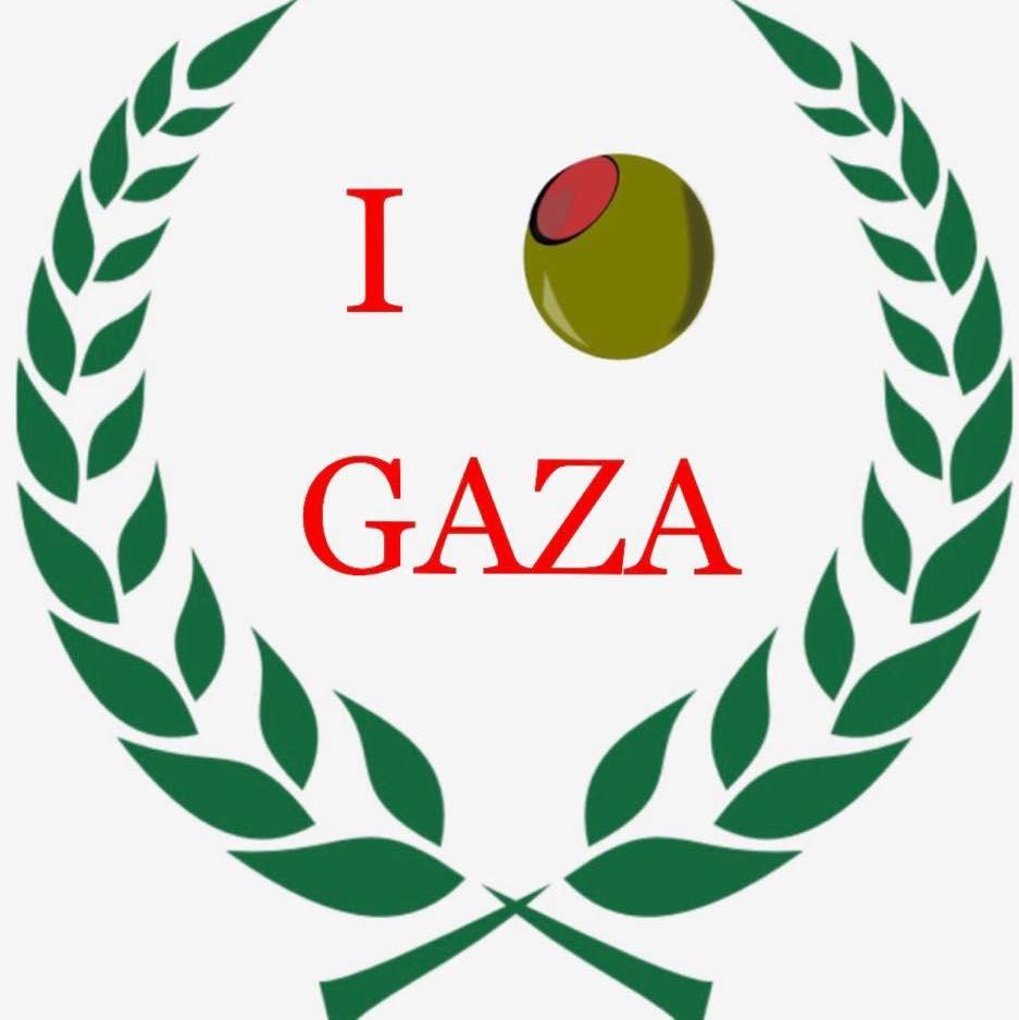 Team Olive Gaza created their own team logo to celebrate their team spirit!