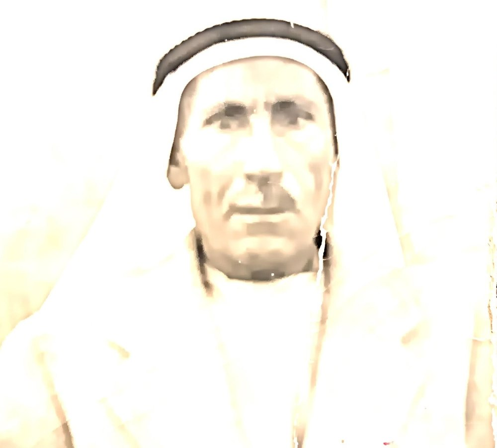 Shadi's grandfather born in Ein Karem (late 1800s-1977)