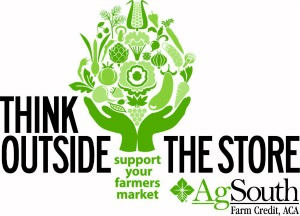 """- Norcross Community Market has been selected to receive a grant from AgSouth Farm Credit as a part of AgSouth's Think Outside the Store® farmers grant program.The funds are designated to be used for promoting the market, and Norcross Community Market was chosen based on our plan to increase public awareness of the market with this """"Know Your Farmer"""" series.To read more about this series, please visit the first edition here."""