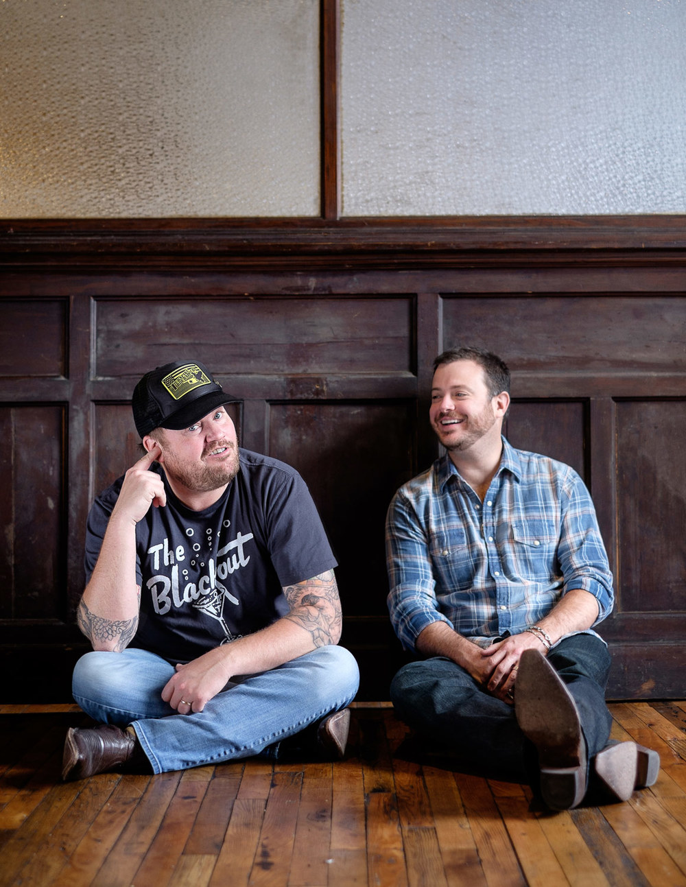 Randy Rogers & Wade Bowen at Acme Feed & Seed