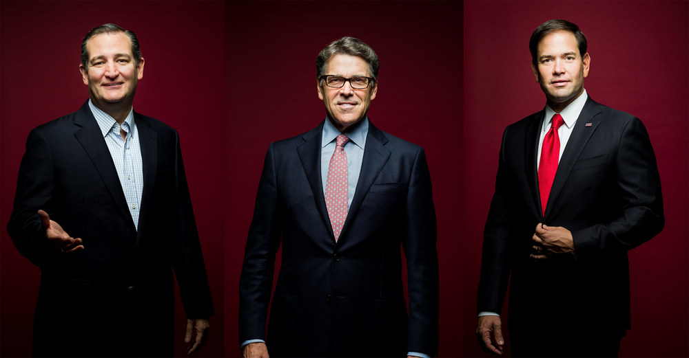 Sen. Ted Cruz // Gov. Rick Perry // Sen. Marco Rubio