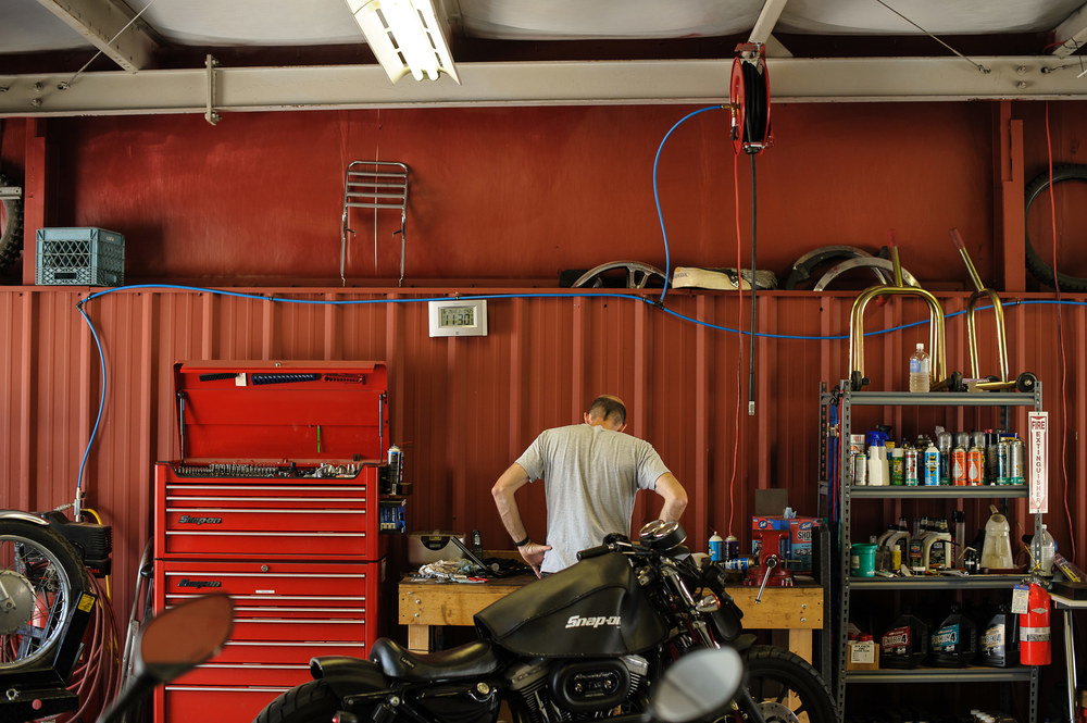 Nashville Motorcycle Repair, MotoInspo Magazine
