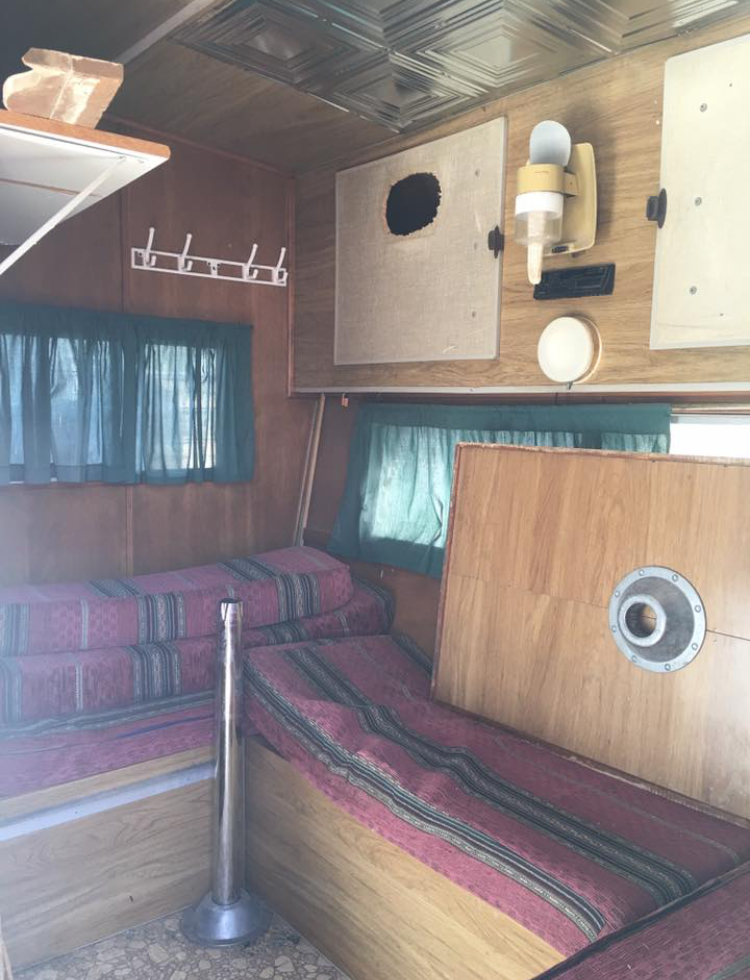 Before —right/front interior