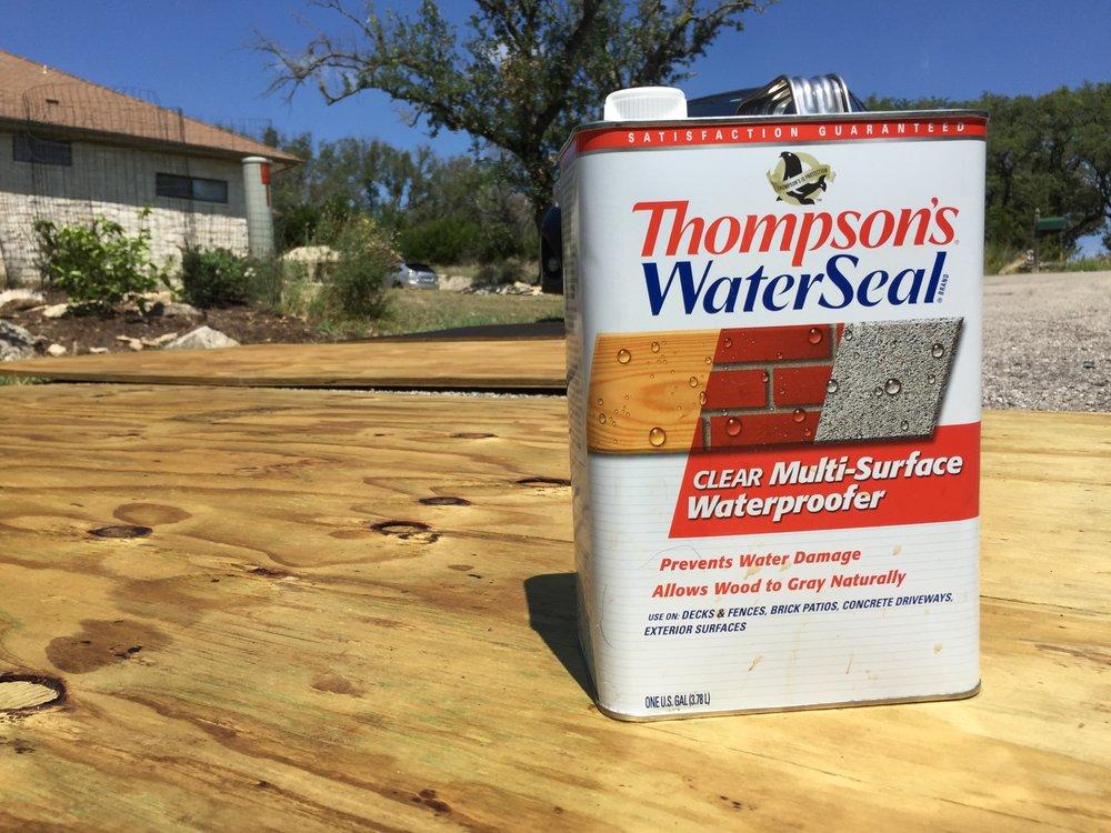 Plywood subfloor prep