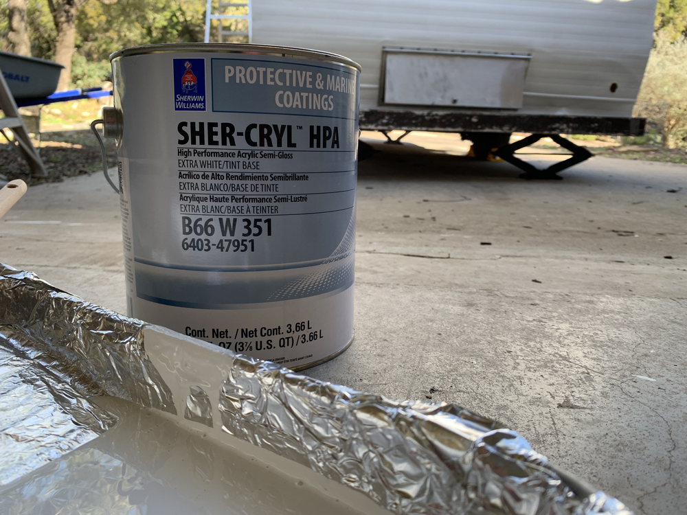 Sherwin Williams Sher-Cryl HPA High Performance Acrylic