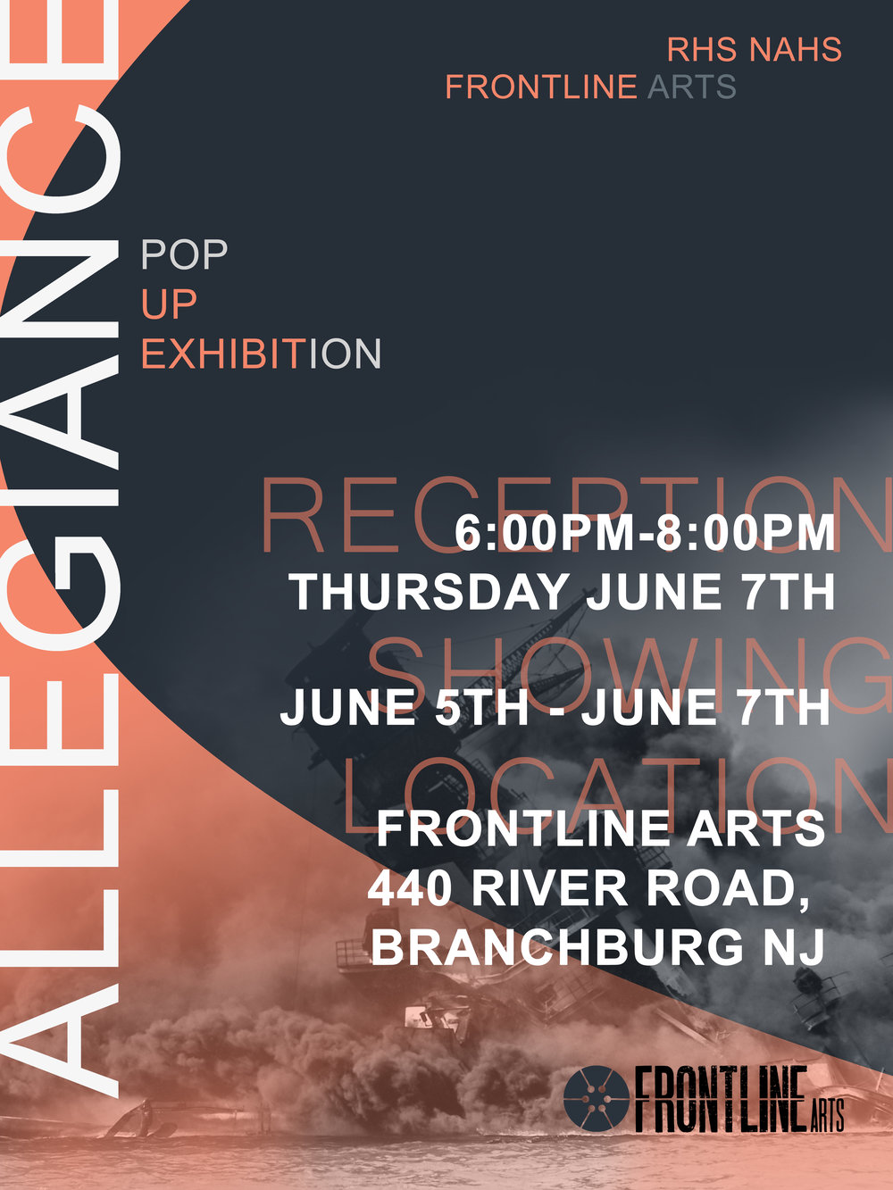 exhibition dates: june 5-8th, 2018 opening reception: thursday june 7th from 6:00-8:00pm -