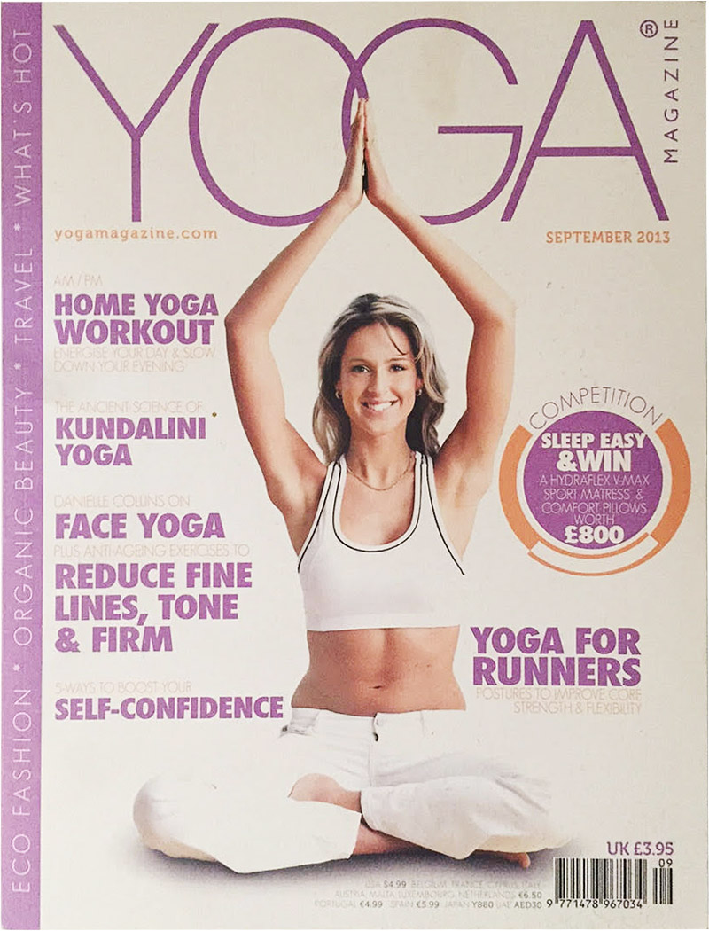 4505ad92c8 Press Coverage — BOXINGYOGA™