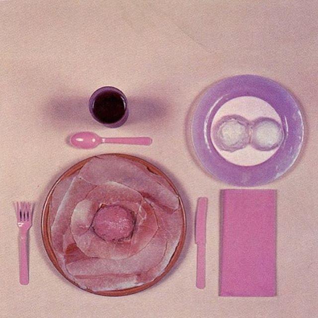 new years mood: violet food 💜 via @gatherjournal #sophiecalle
