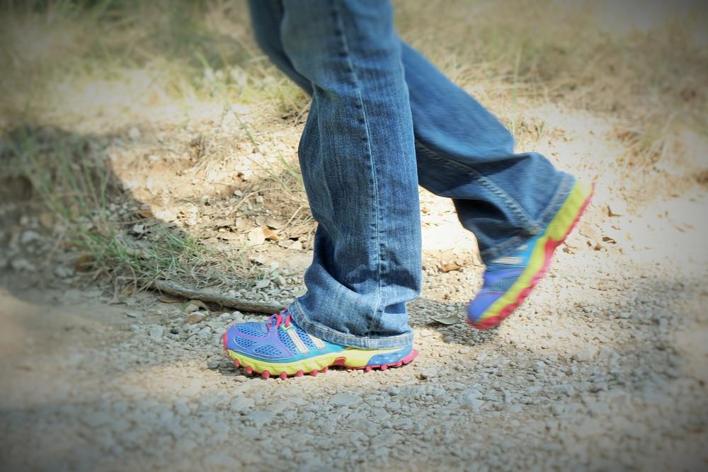 Get up and walk! PC: Susan Macias