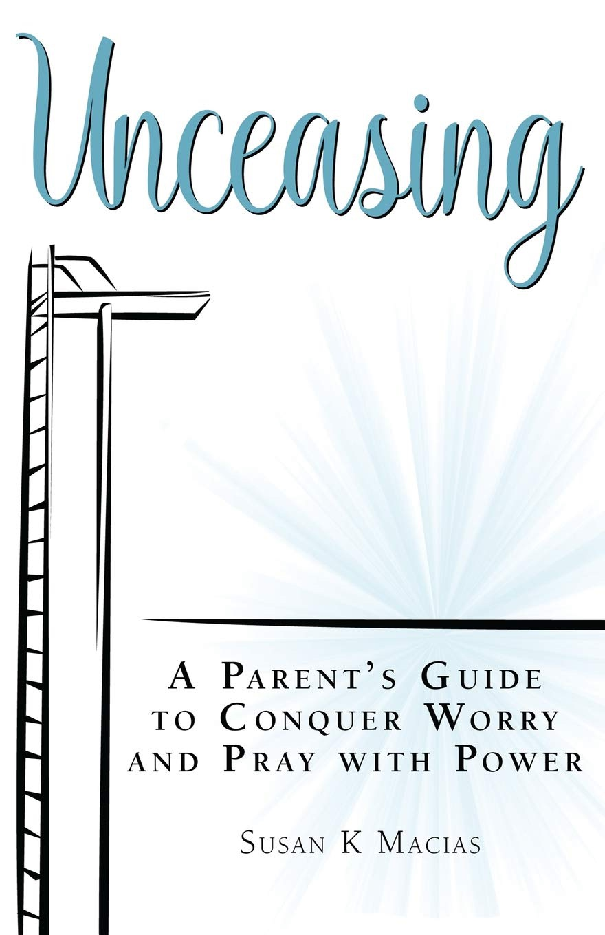 A must-read for every mom. Brilliant, insightful wisdom from years of experience. If you want to kick worry to the curb, pick up a copy today. A victory for motherhood! - Super Chick's 5-Star Amazon Review