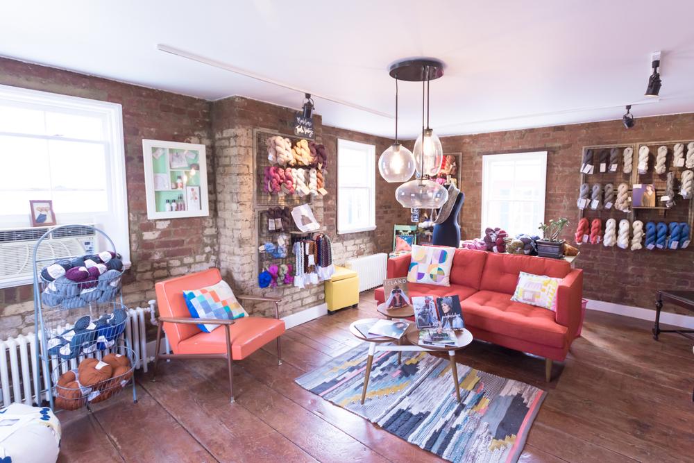 Knit Lounge