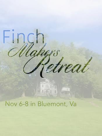 finch makers retreat
