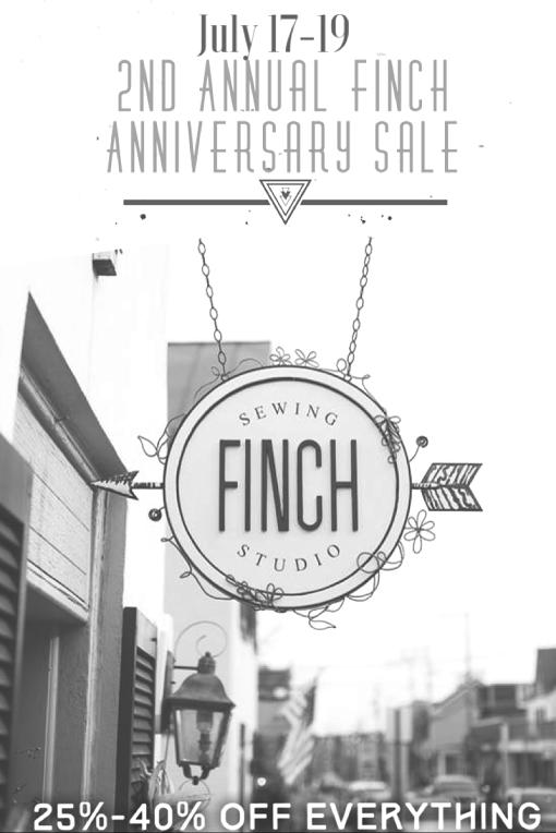 Finch Sale