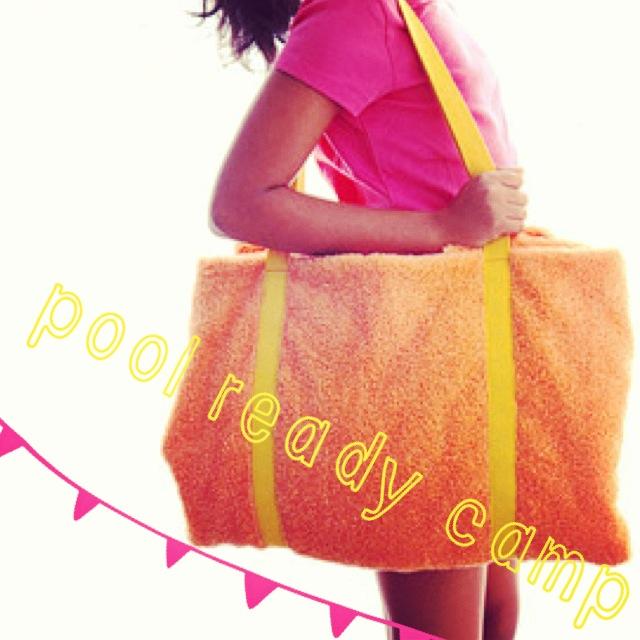 pool ready camp