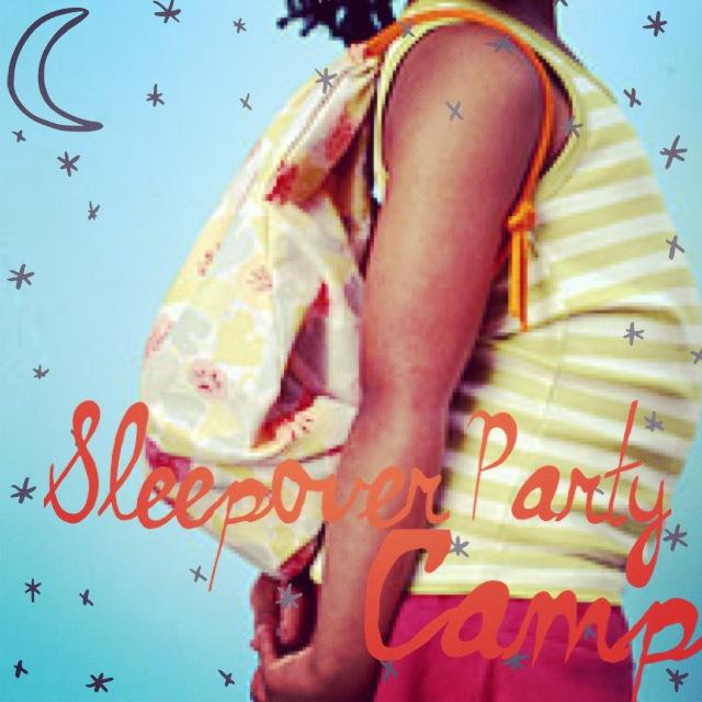 sleepover party camp