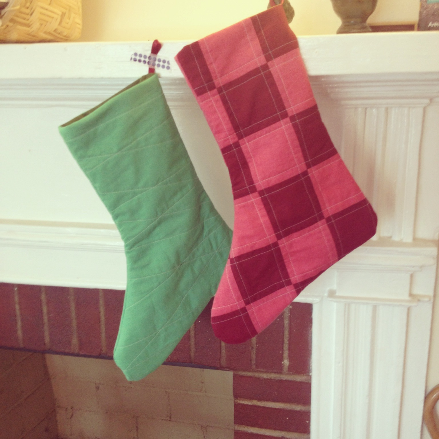Christmas Stockings- You pick the style, we'll show you how!
