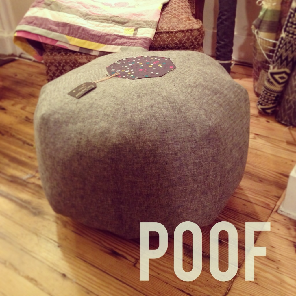 Floor Poof Class - For Kids and/or Adults