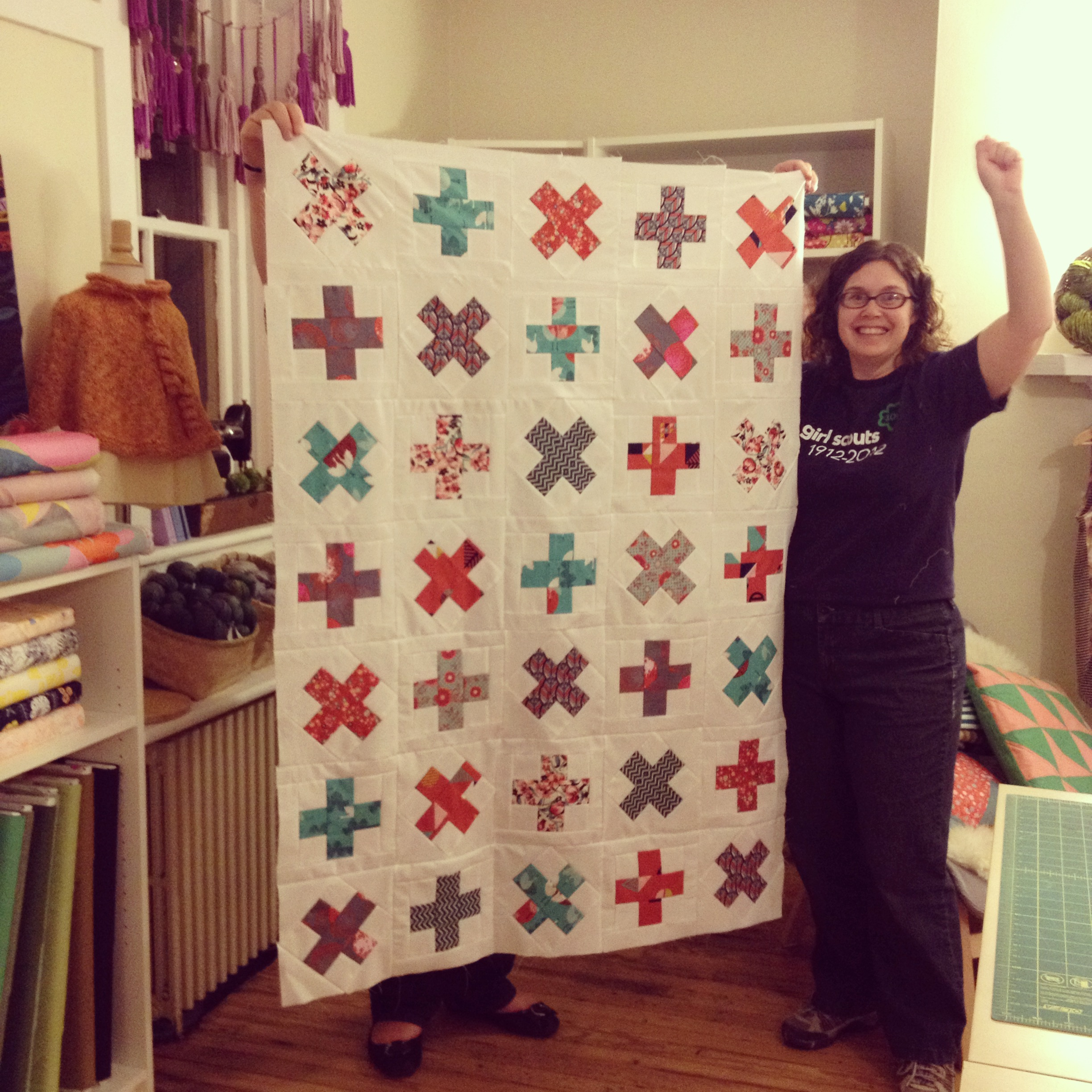 Finish Your Quilt Class