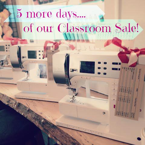 classroom sale 2