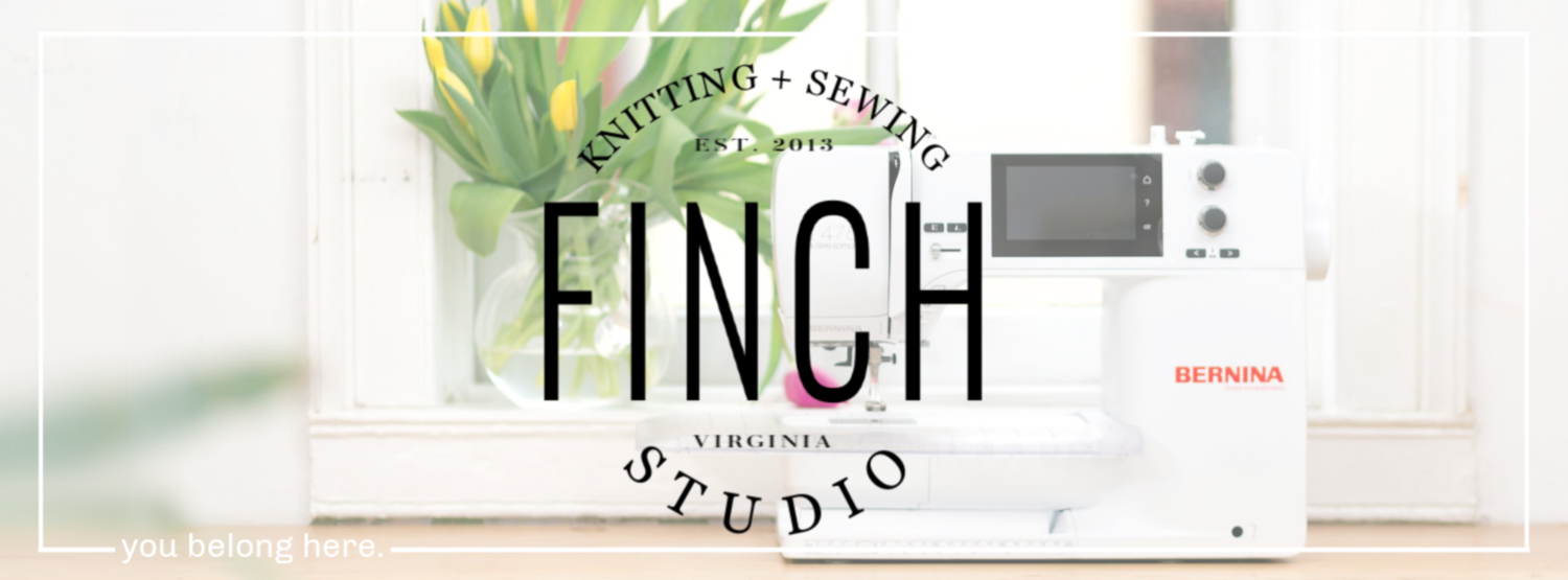 Finch Knitting + Sewing Studio