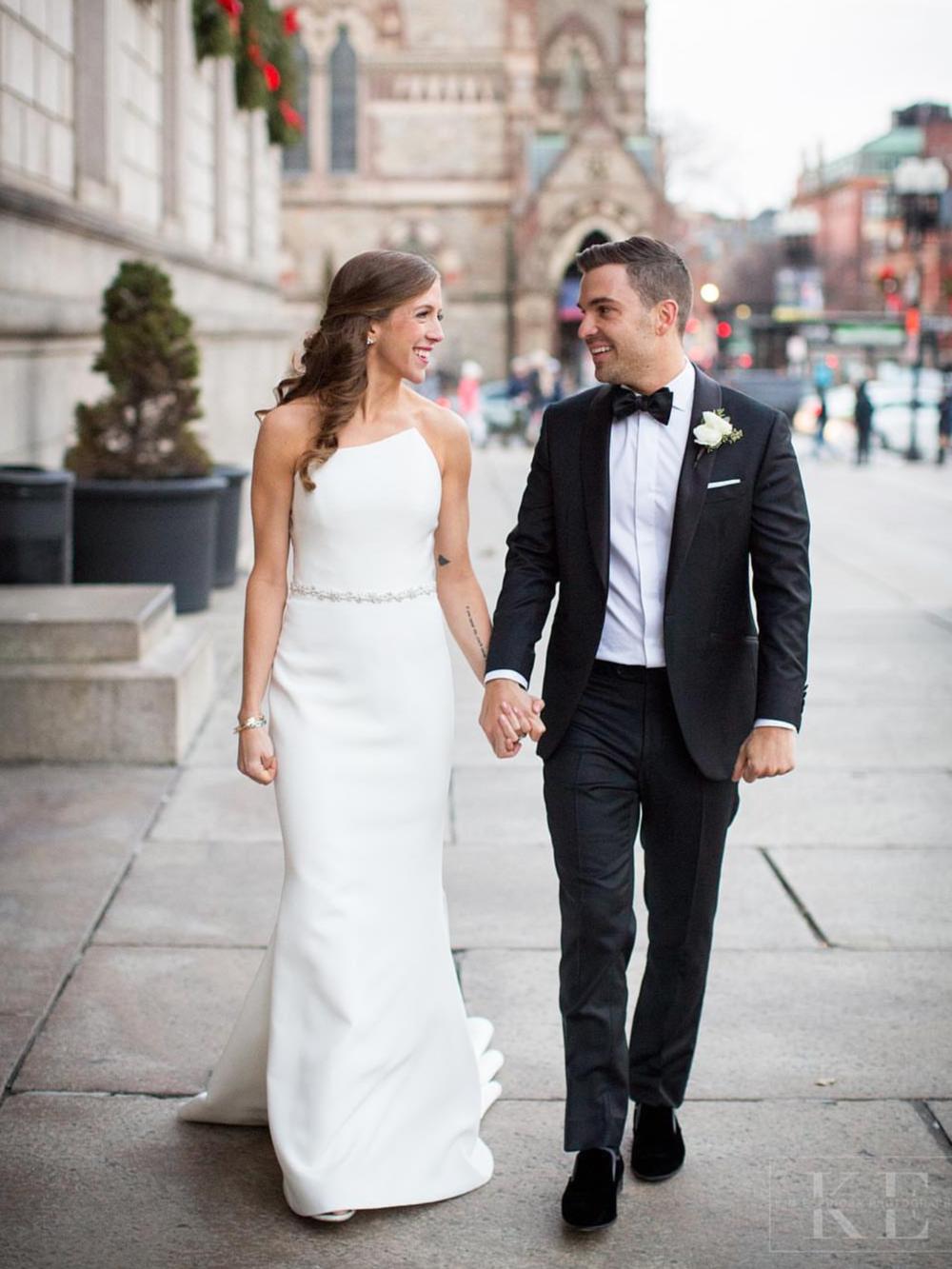 Charlotte & Michael (Boston, MA)