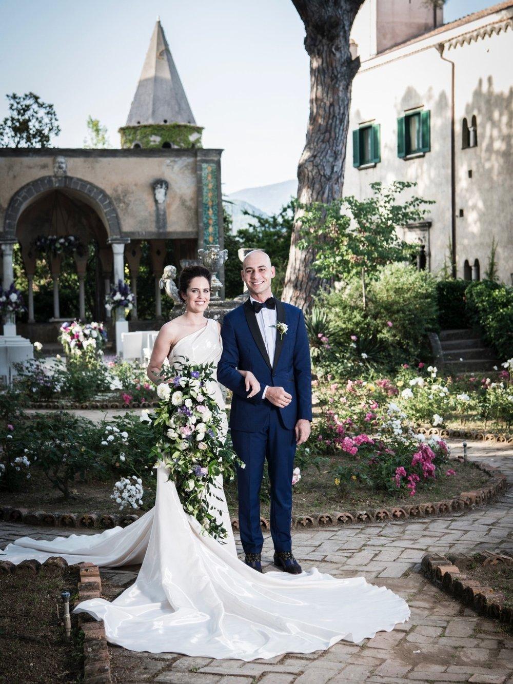 Katerina & David (Italy)