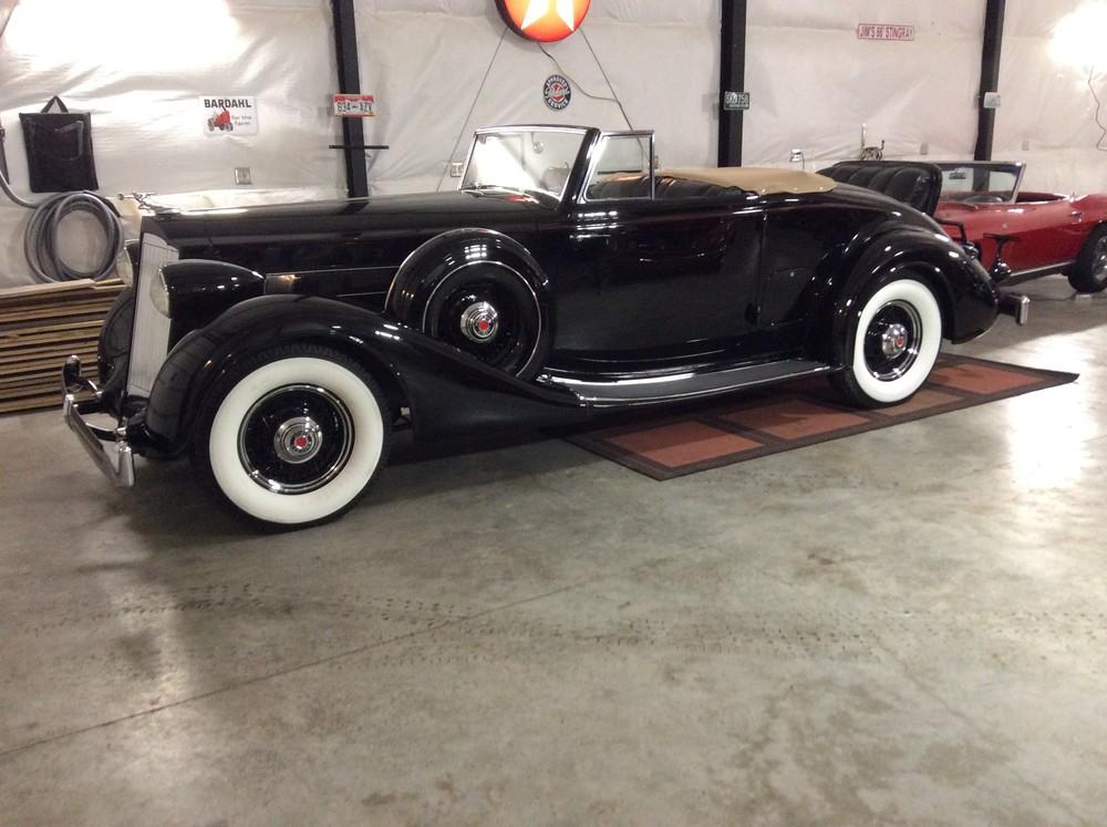 History — Jim\'s Classic Garage Pre-War & Muscle Cars