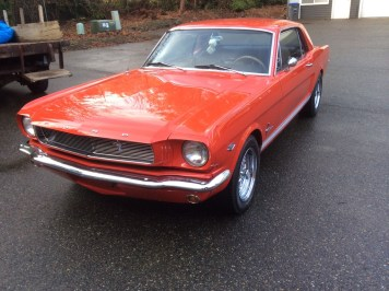 "1966 Ford Mustang Coupe<div class=""sold"">SOLD</div>"