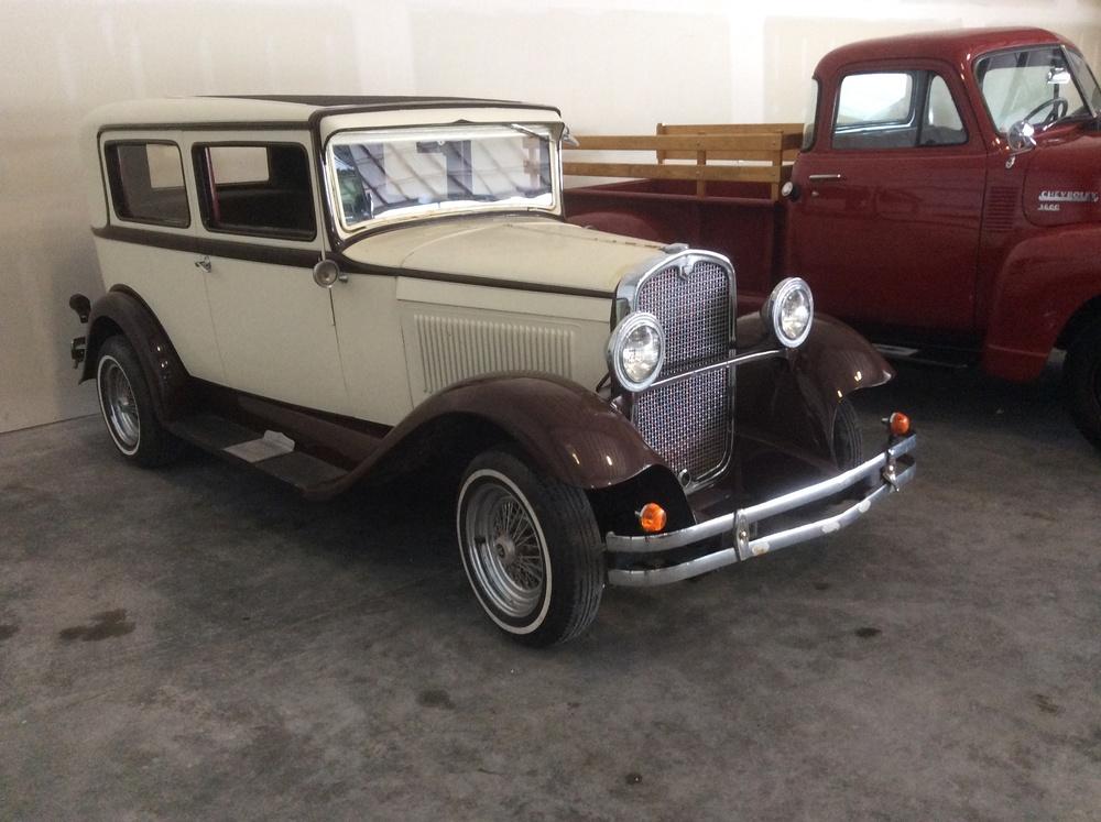 "1931 Hudson Essex<div class=""sold"">sold</div>"