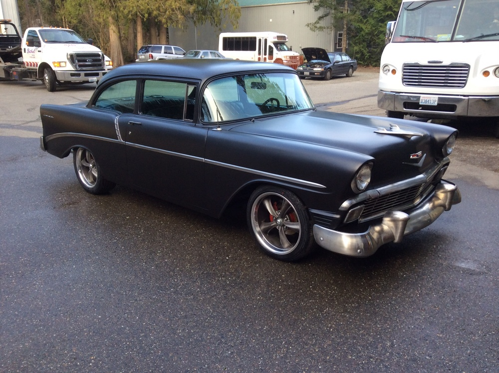 "1956 Chevy Post 210<div class=""sold"">sold</div>"