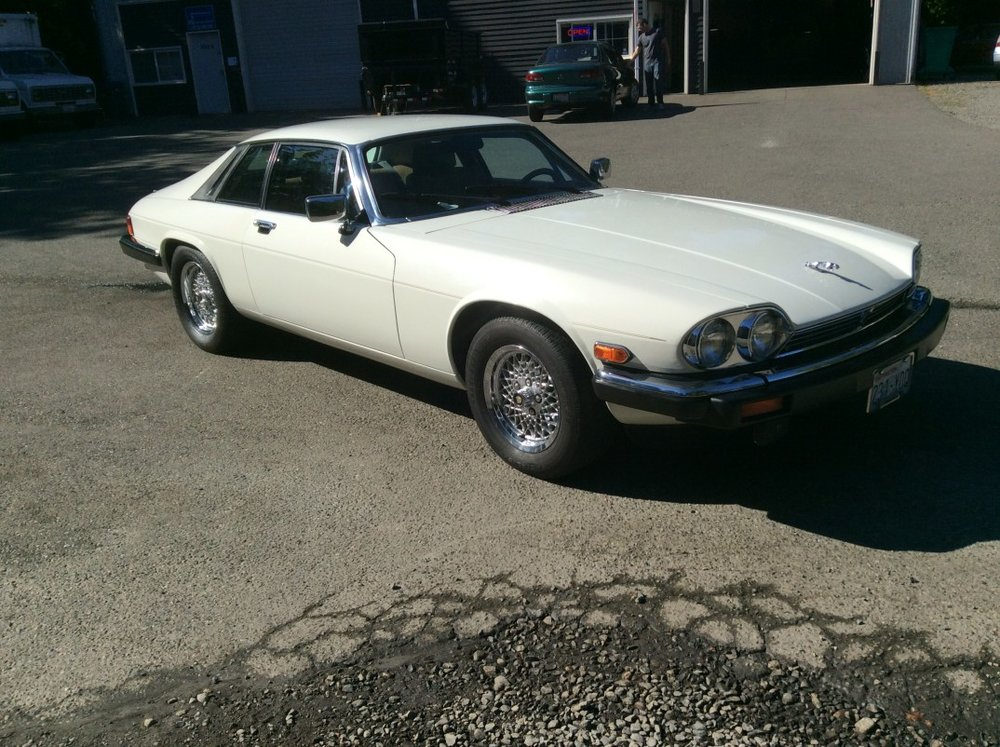 1989 Jaguar Xjs Jim S Classic Garage Pre War Muscle Cars