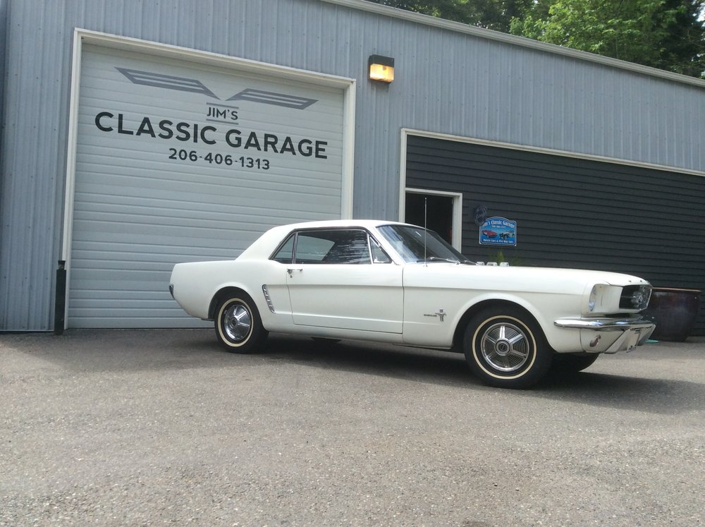 "1964 1/2 Ford Mustang Coupe<div class=""sold"">SOLD</div>"
