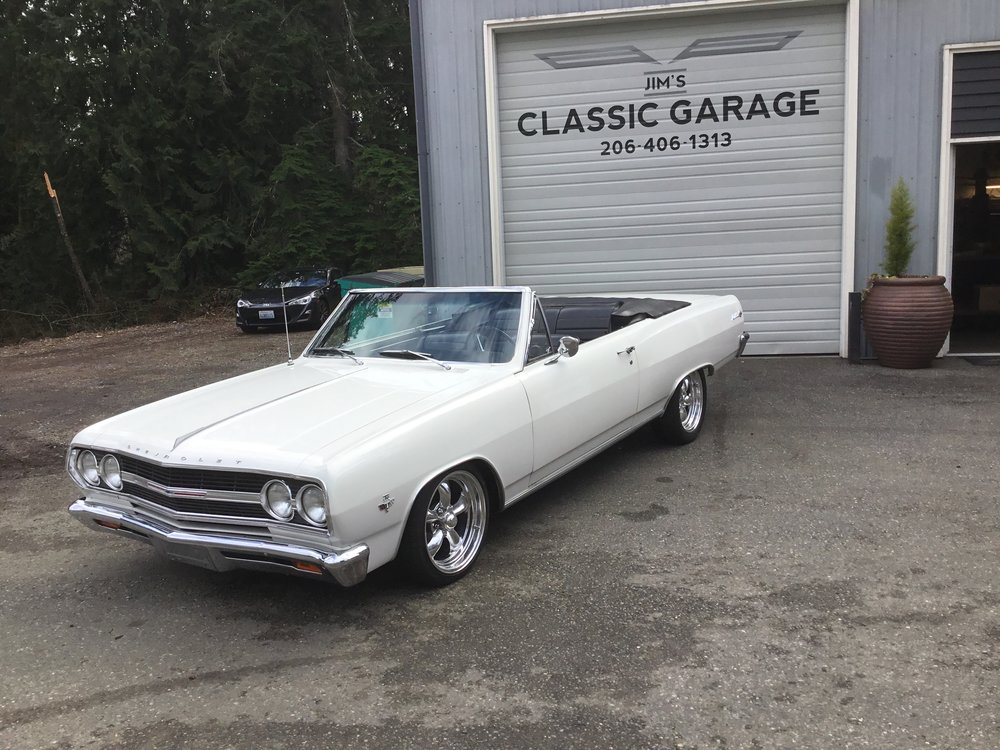 "1965 Chevy Malibu SS <div class=""price"">COMPLETE</div>"