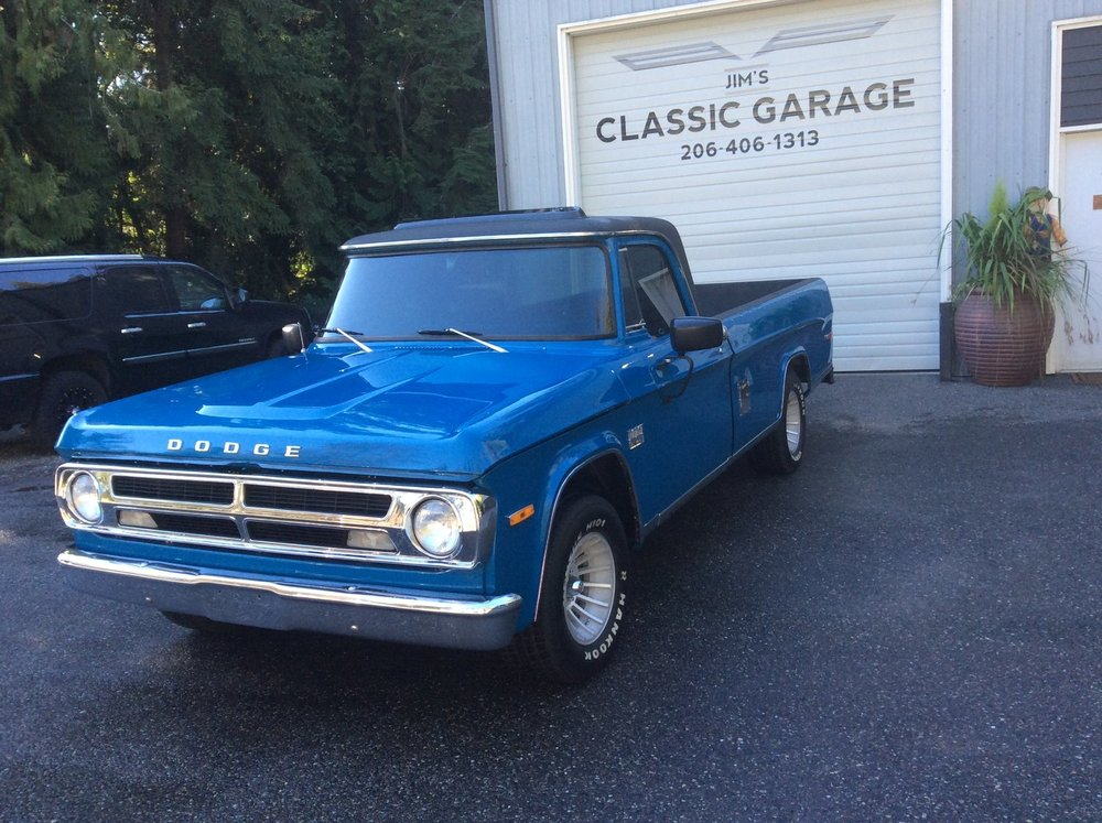 "1970 Dodge Pick Up <div class=""sold"">SOLD</div>"