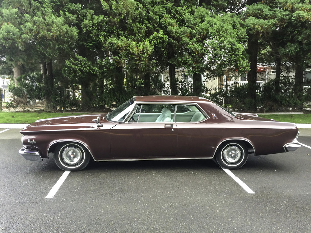 "1964 Chrysler 300K <div class=""sold"">SOLD</div>"