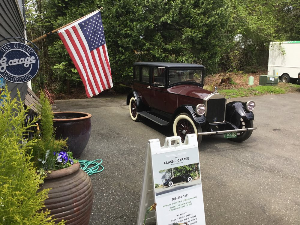 "1926 Pierce Arrow Series 80<div class=""sold"">SOLD</div>"