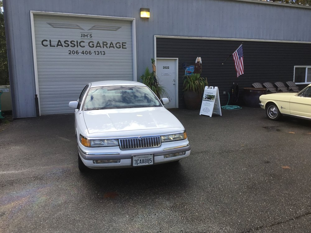 """1992 Mercury Grand Marquis <div class=""""sold"""">SOLD</div>"""